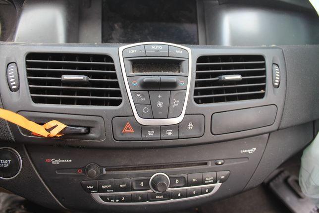 Panel klimatronik Renault Laguna III rok 2008