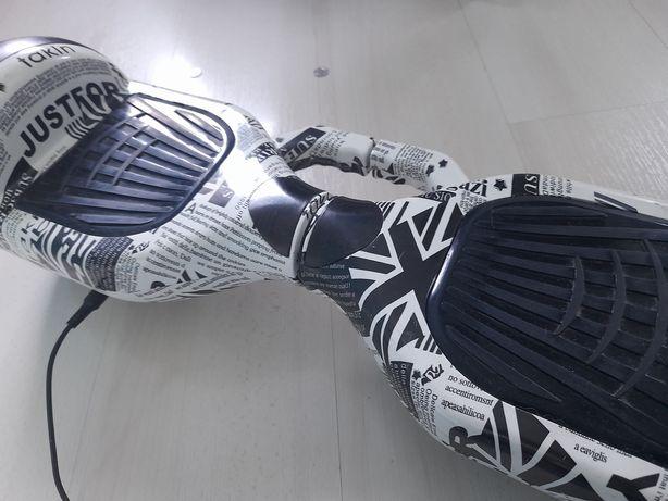 Hoverboard + bluetooth + etui