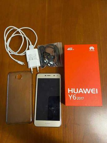 Telemóvel Smartphone Huawei Y6 2017 (Dual SIM)