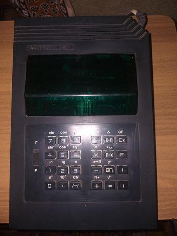 Калькулятор    ЭЛЕКТРОНИКА  МЕУ-1