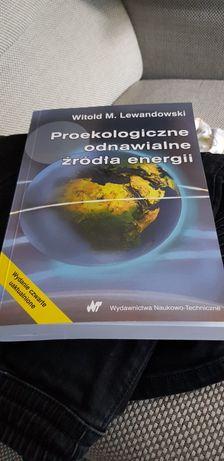 Proekologiczne odnawialne źródła źródła energii W.M. Lewandowski