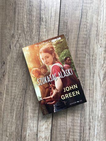 """Sprzedam książkę """"Szukając Alaski"""" John Green"""