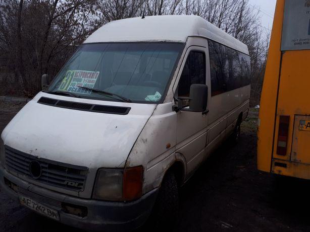 Продам микроавтобус VOLKSWAGEN LT 35, 2001г., 18 мест, рассрочка