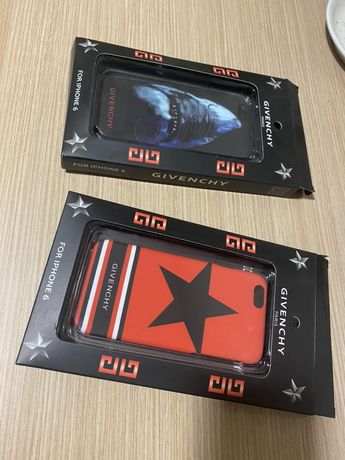 Capas givenchy iPhone 6