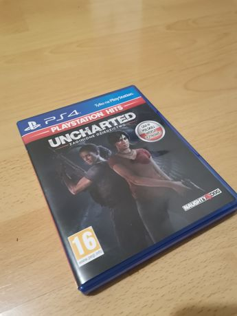 Uncharted: Zaginione Dziedzictwo / Lost legacy ps4