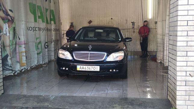 Mercedes S 500 W 220 Long. В кредит. Первый взнос от 500$!
