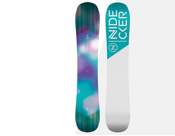 Deska snowboardowa NIDECKER ANGEL 151cm Wrocław