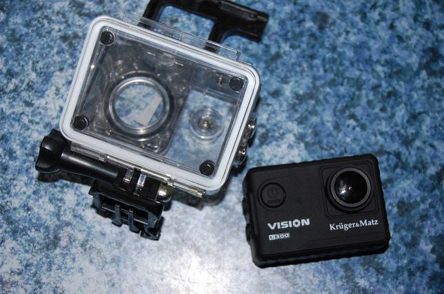 Kamera sportowa Kruger&Matz Vision L300 4K