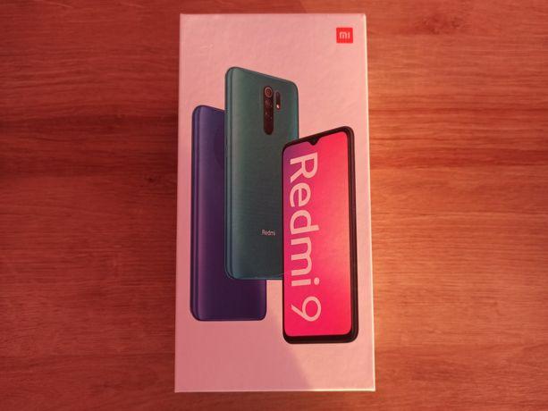Xiaomi Redmi 9 4/64 niebieski