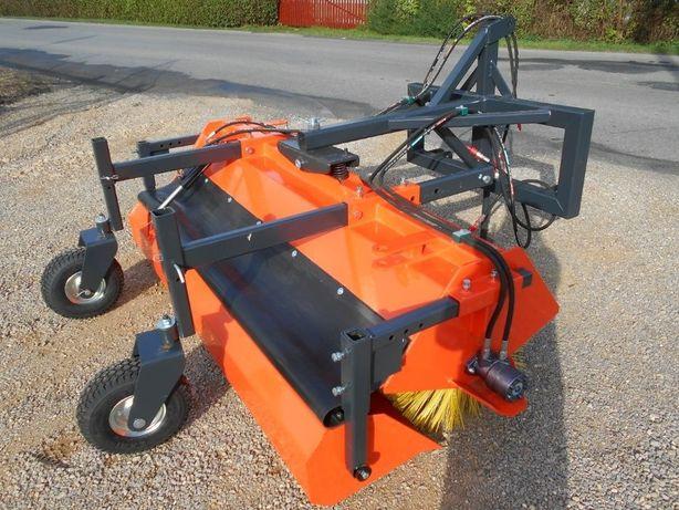 Nowa zamiatarka METAL-TECHNIK na TURa wózek widłowy TUZ cena BRUTTO