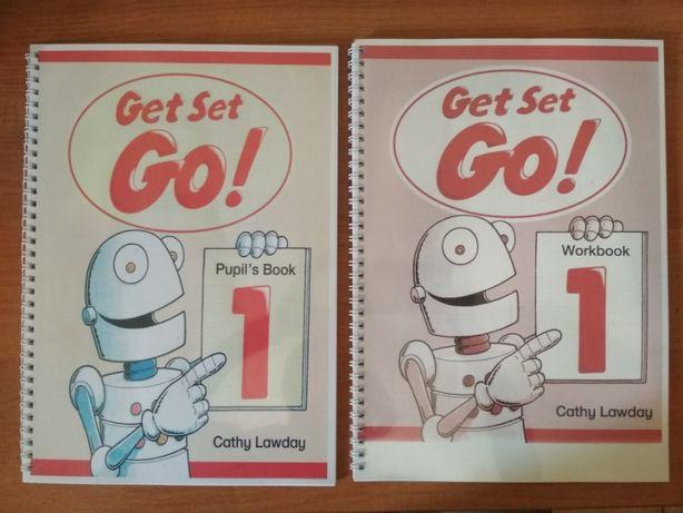 Get Set Go 1 комплект