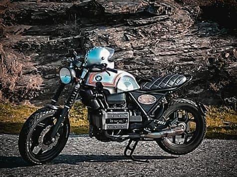 BMW K 75 S 1988 nacional