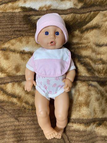 Кукла пупс baby annabel, обмен barbie