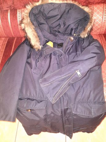 Женская зимняя куртка Zara Basic