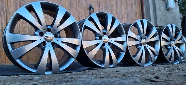 NOWE FELGI ALUMINIOWE do Audi/Seat/Skoda/Volkswagen/Toyota 17x5x100