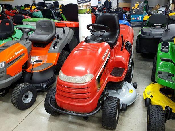 Traktor ogrodowy kosiarka Honda 2620 hydrostat 20 KM 2 cylindry 122 cm
