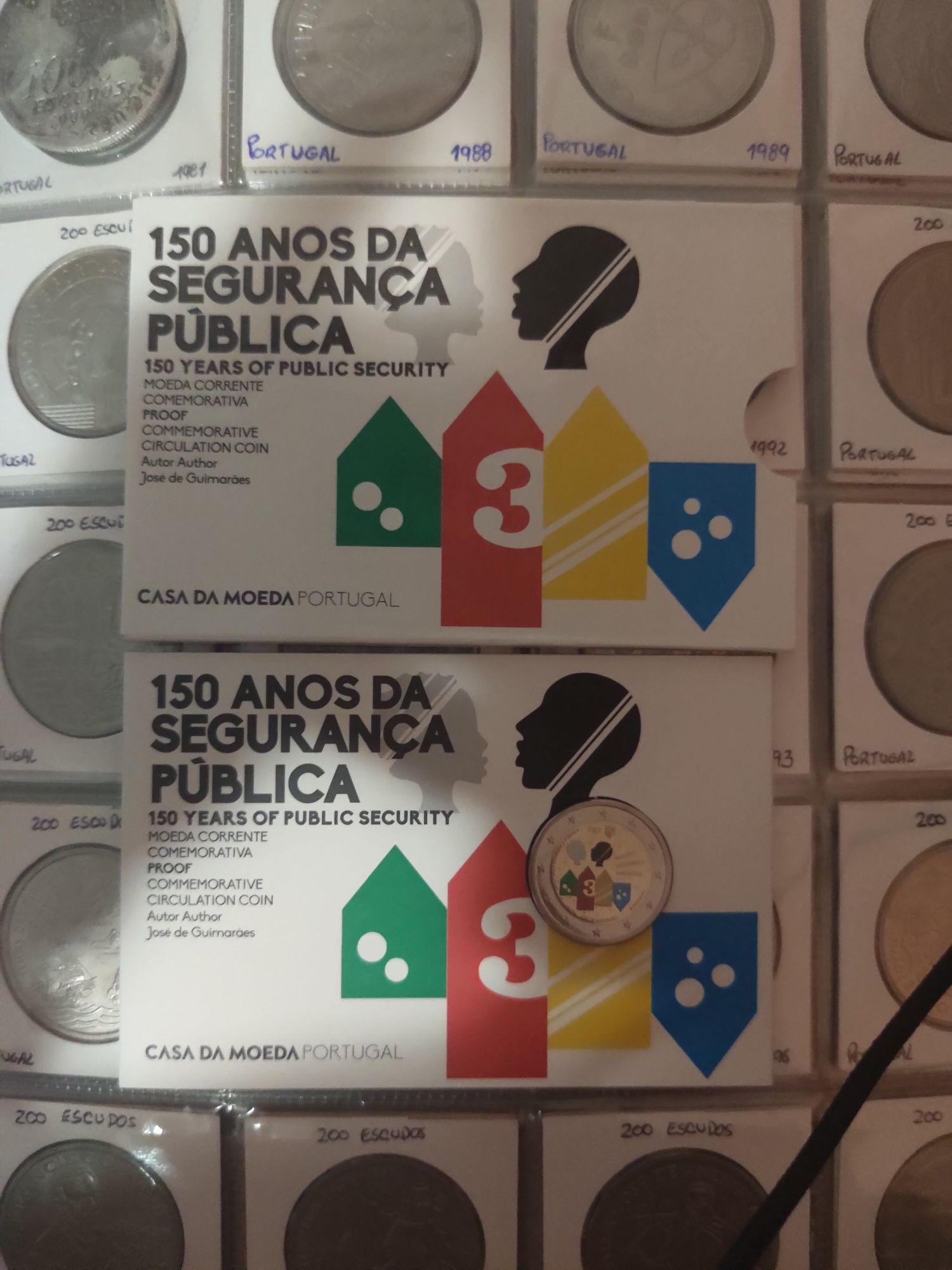 Moeda 2€ - PSP Proof