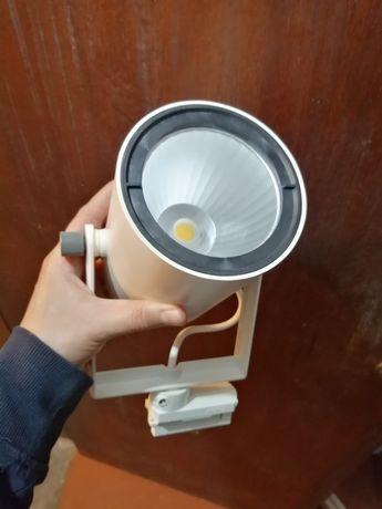 Foco de luz/Candeeiro LED iGuzzini MK99 1 LED 27w Profissional