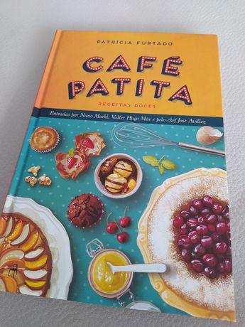 """Livro de receitas - """"Café Patita"""""""