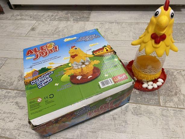 Gra zręcznościowa Ale jaja kura jajka pióra