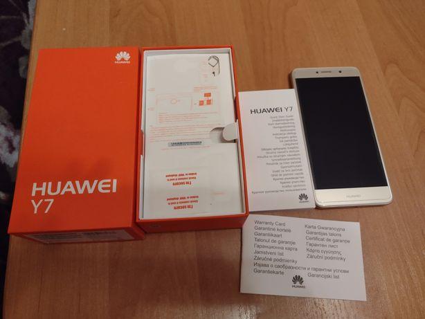 Huawei y7 2018 plus gratis 3 case i dodatkowe szkło hartowane
