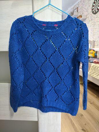 Красивый свитерок под рубашечку или гольфик 116-128