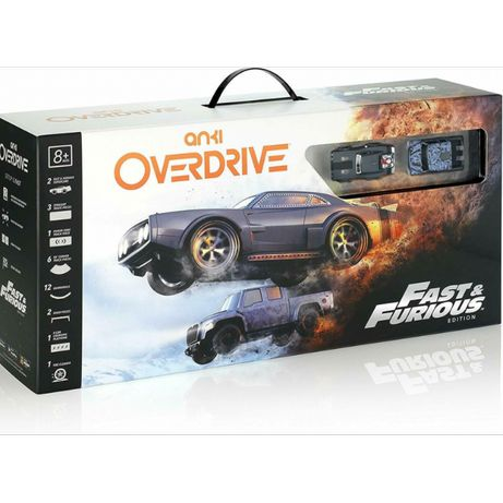 Автотрек Anki Overdrive Fast & Furious Edition Starter Kit