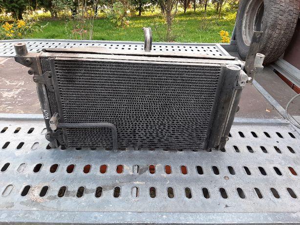 Chłodnice Komplet Sharan 1.9 tdi 115km MK1 LIFT Wody /Klimy Wentylator
