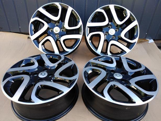 Felgi aluminiowe 17 Renault Clio Captur 4x100 NOWE