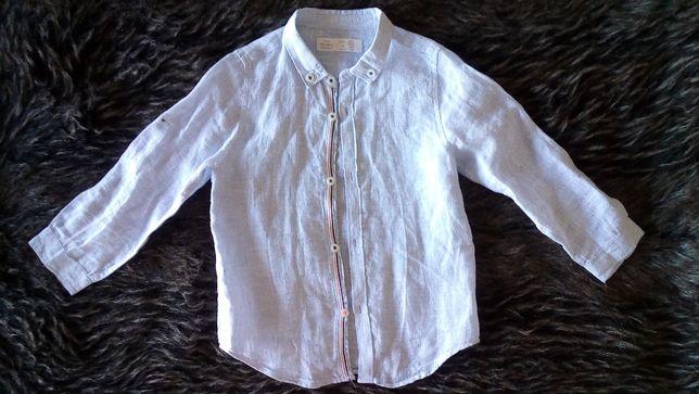 camisa menino Zara 2/3 anos - como nova