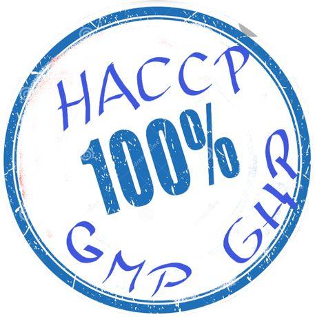 Ksiega HACCP GHP  GMP - dokumentacja, szkolenia