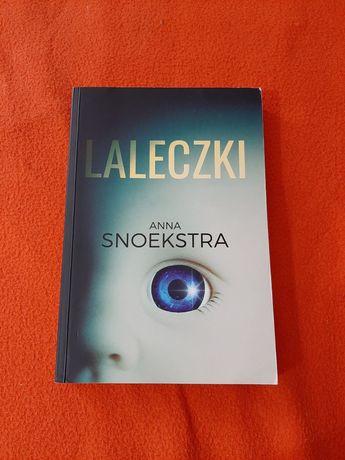 Książka Anna Snoekstra - laleczki