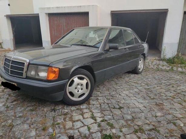Mercedes 190d 2.5 turbo