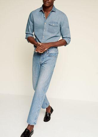 Мужские джинсы Mango премиум  38 размер
