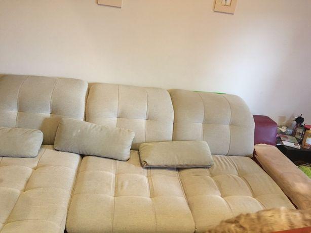 Sofa rozkładany tapczan