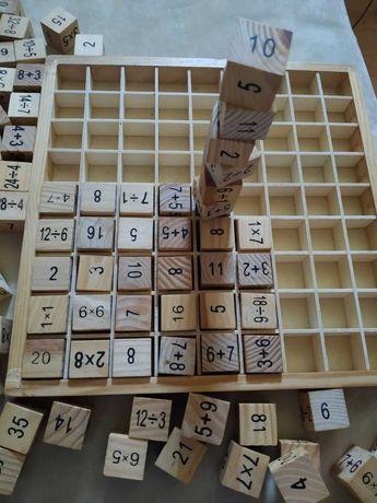 Математичний розвиваючий планшет-гра