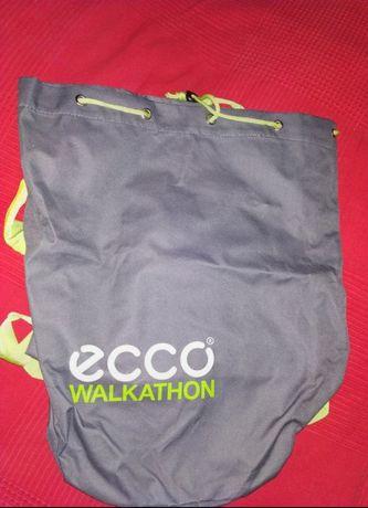 Plecak Ecco walkaton worek szary nowy