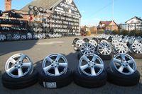 """Felgi aluminiowe 16"""" 5x112 6,5"""" ET41 VW AUDI SEAT SKODA MERCEDES"""