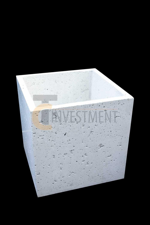 Donice betonowe ogrodowe - Donica ogrodowa tarasowa - DUŻY WYBÓR DONIC