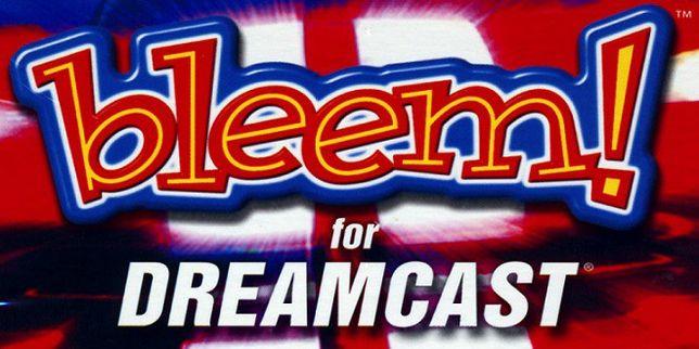 Загрузочный диск Bleem на приставку Sega dreamcast