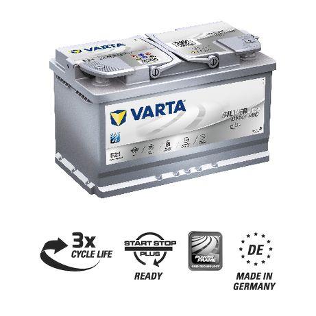 Аккумулятор VARTA AGM 6ст-95Ач 850ен Start&Stop G14