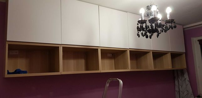 IKEA BESTA - szafki