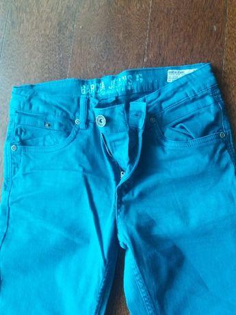 Calça rapaz novas Garcia Jeans 12 anos - 164cm