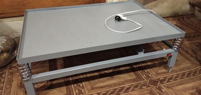 Продам вибростол плитка гипс 3d панели