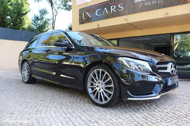Mercedes-Benz C 300 BlueTEC Hybrid AMG Line