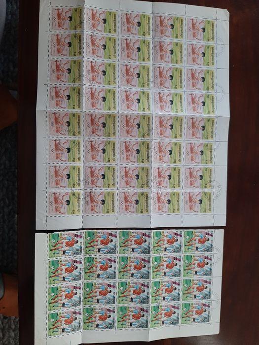 Zestaw znaczków Bytom - image 1