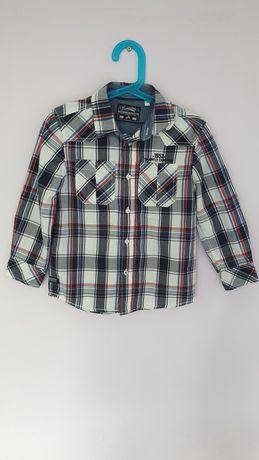Koszula chłopięca C&A 116
