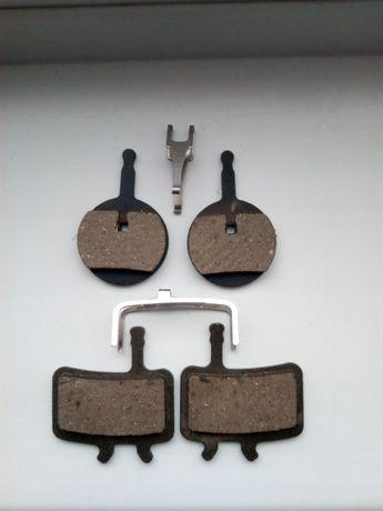 Нові тормозні колодки Avid BB5, BB7 напівметал