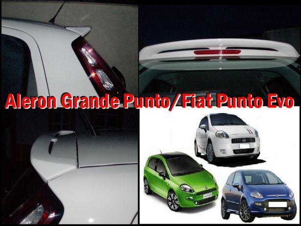 Aleron Fiat Grand Punto (NOVO)