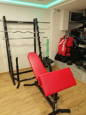 Zestaw- siłownia domowa Marbo Sport